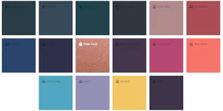 colour of 2016 poll which 2016 colour palette from dulux is your favourite