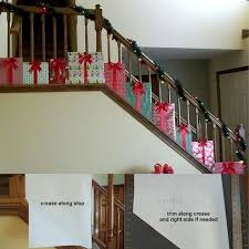 Simple Office Christmas Decorations - 560 best christmas stair decor images on pinterest christmas