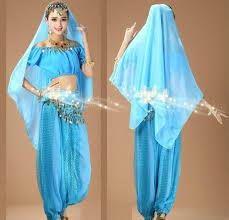 women u0027s girls halloween cosplay party belly dance aladdin princess