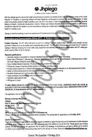 Elements Of A Cover Letter Ict Officer Cover Letter Gallery Cover Letter Ideas