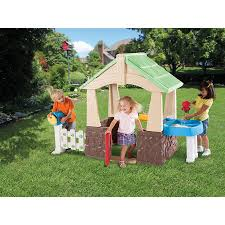 Little Tikes Activity Garden Rock N Spin by Little Tikes Deluxe Home And Garden Playhouse Toys
