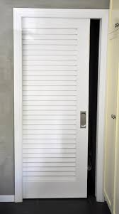 Custom Louvered Closet Doors Decor Cool White Wooden Louvered Closet Doors Also Grey Wall And