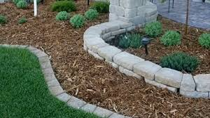 plastic garden edging ideas brick garden edging ideas how to make most fluttering with these wood