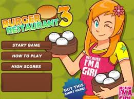 jeux de cuisine burger restaurant burger restaurant 3 jeu numéro 7555 sur jeux t45
