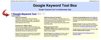 key words to use in a resume using google u0027s keyword tool to enhance resume livecareer