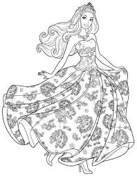 print barbie coloring pages coloring pages ideas