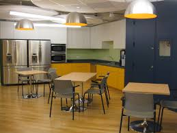 Cool Kitchen by What We Love About Our New Office Office Relocation Center