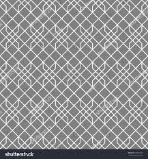 seamless abstract trellis pattern vector background stock vector