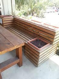 best 25 planter bench ideas on pinterest beds uk garden