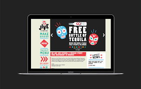 restaurant branding for jive kitchen u0026 bar norwich