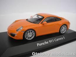 orange porsche 911 porsche 911 carrera s 2012 orange 1 43 maxichamps 940060221 ebay
