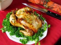 and lemon cornish hen recipe