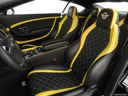 2015 bentley continental interior 2015 bentley continental gt speed breitling jet team series