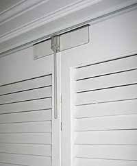 Closet Door Lock Complete Deluxe Bi Fold Door Lock 2 Pack Childrens