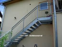 treppen gitterroste treppen