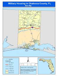Crestview Florida Map by Rector Gis 4043 And 4048
