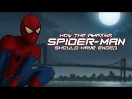amazing spider man ended