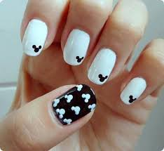 easy nail designs for short nails to do at home for beginners