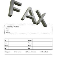 perspective fax cover sheet at freefaxcoversheets net