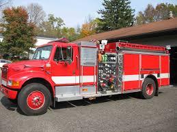 1998 pierce international rescue pumper used truck details