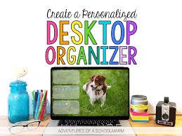 School Desk Organizers by Custom Desktop Organizer Slideshow Tutorial Adventures Of A