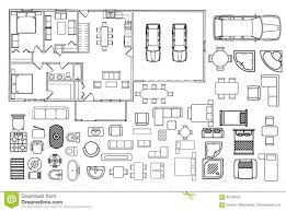 floor plans with furniture floorplan stock illustrations u2013 743 floorplan stock illustrations