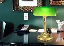 Desk Lighting Ideas Desk Lamp Green Shade Lightings And Lamps Ideas Jmaxmedia Us