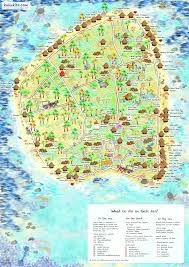 Bali Indonesia Map Gili Air Map What To Do In Gili Air