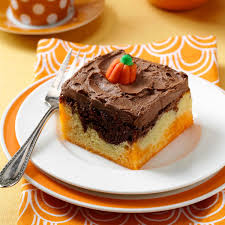 halloween poke cake recipe taste of home
