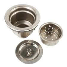 Kitchen Sink Drain Basket Sale Home Kitchen Sink Drain Strainer Stainless Steel Mesh