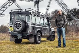 land rover defender matte black land rover defender 110 station wagon 2016 long term test review