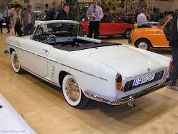 renault floride cabriolet fotos de carros