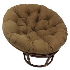 Swingasan Cushion by Furniture Rattan Papasan Chair With Burlywood Cushion Ideas