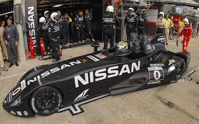 nissan race car delta wing nissan revient officiellement au mans