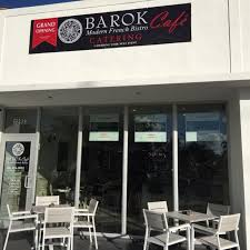 Open Table Miami Barok Cafe Restaurant North Miami Fl Opentable