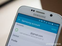 do i need a samsung account on my galaxy s6 android central