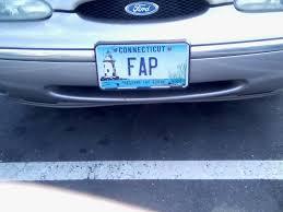 Ct Vanity License Plate Lookup Nj Woman U0027s Rejected Atheist License Plate Violates First Amendment