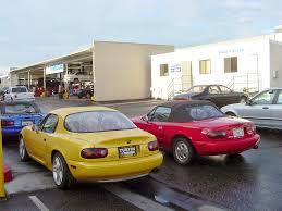 mazda roadster hardtop fab wheels digest f w d 1996 mazda miata m coupé concept