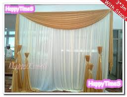 wedding backdrop and stand curtain backdrop stand s wedding backdrop curtain stand vuse