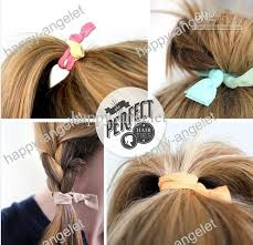 ribbon hair ties new elastic hair ties bracelet ribbon hair tie elastic