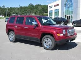jeep patriot for sale used jeep patriot for sale in florence al 7 used patriot