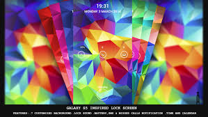 samsung galaxy s5 lock screen apk galaxy s5 lockscreen prism 1 0 5 apk for android aptoide