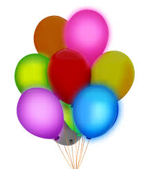 balloon delivery stockton ca led 14 inch blinky balloons assorted coolglow