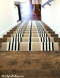 U Stairs Design Hardwood Stairs With Runner Exle Of A Classic U Shaped