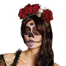 day of the dead headband rubie s official day of the dead headband costume