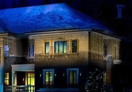the holiday aisle 300 bulb led curtain light u0026 reviews wayfair