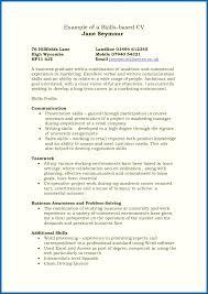 skill for resume exles skills based resume exles embersky me