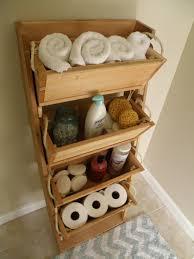 Bathroom Storage Bins by Oldurbanfarmhouse Ends Thursday New 3 Or 4 Bin 16