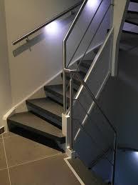 Illuminated Handrail 41 Best Trapleuningen Met Led Verlichting Images On Pinterest