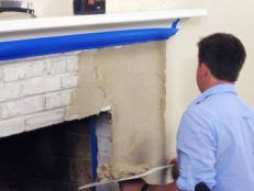 How To Reface A Fireplace by How To Reface A Fireplace With Stone How Tos Diy